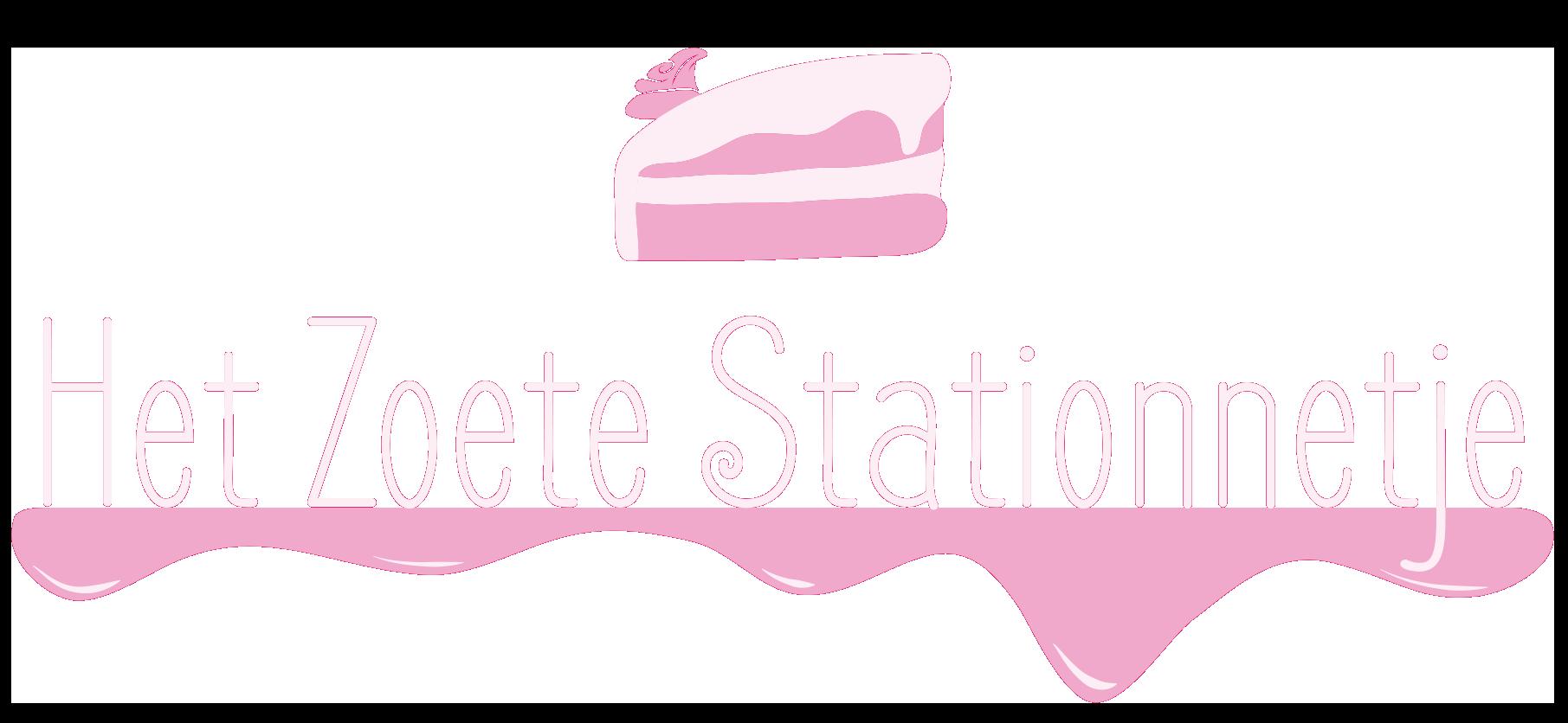 Het zoete stationnetje amsterdam logo